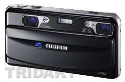 FUJI 3D Finepix Real 3D stereofotoaparát