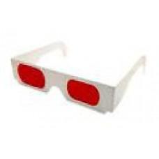 dekódovací brýle red-red