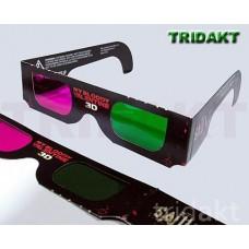 3D brýle magenta-green
