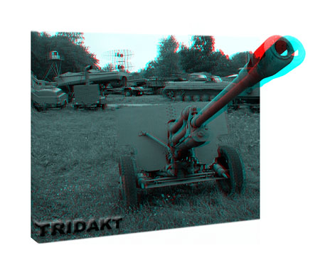 3D anaglyph red/cyan