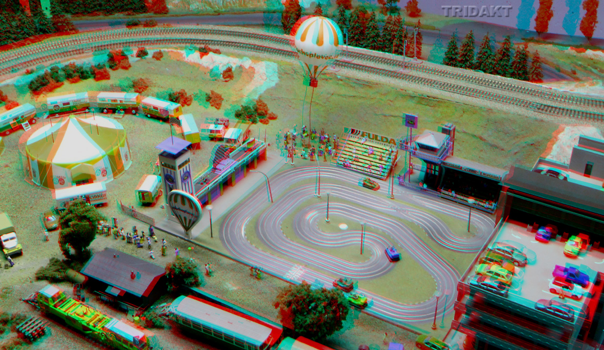 anaglyph 3D photo gallery